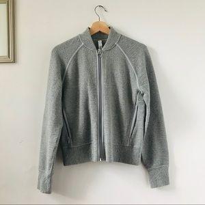 lululemon track jacket
